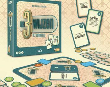 Het Is Gebeurd Nu Ook De Slimste Mens Ter Wereld Junior Als Bordspel Gamebrain Een Brein Voor Games