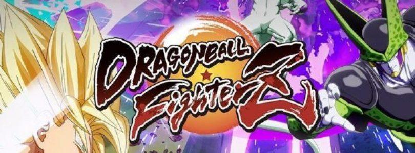 Android 17 op weg naar Dragon Ball FighterZ