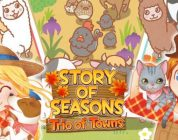 Launch trailer Story of Seasons: Trio of Towns vrijgegeven