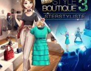 Stileer de muzikale megasterren van morgen in Nintendo presenteert: New Style Boutique 3 – Sterstyliste