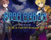 Vertrek op een buitenaards avontuur in Star Ocean: The Last Hope HD Remaster