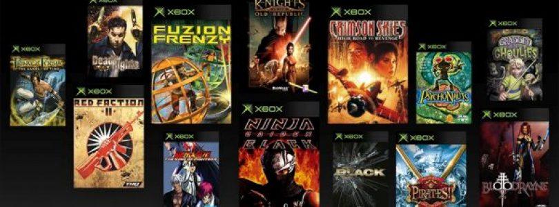 Speciaal geselecteerde Original Xbox-klassiekers nu speelbaar op Xbox One