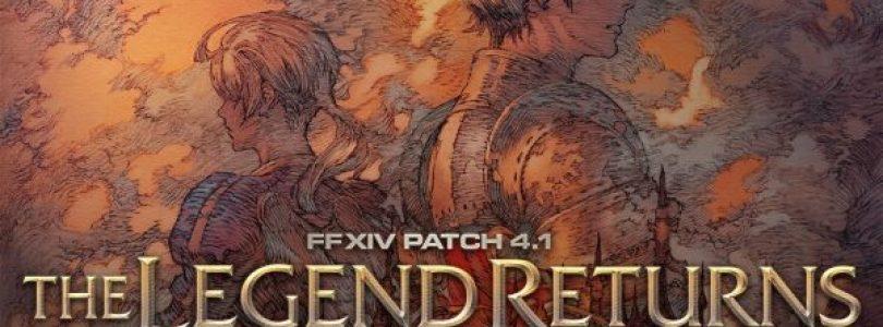 Keer vandaag terug naar Ivalice met Final Fantasy XIV: Stormblood patch 4.1