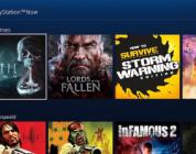 Nieuwe games beschikbaar op PS Now