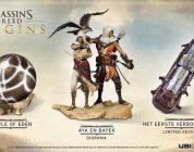 Ubicollectibles collectie Assassin's Creed Origins nu verkrijgbaar