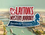 Layton's nieuwste avontuur begint vandaag op Nintendo 3DS