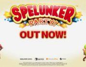 Spelunker Party! is nu verkrijgbaar voor Nintendo Switch en Steam – Trailer