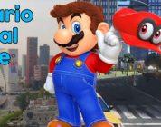 Super Mario Odyssey Freerun in het echt