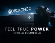 Voel de kracht van Xbox One X in de officiële reclamespot