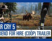 Details coöp-modus Far Cry 5 bekendgemaakt – Trailer