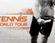 Eerste beelden Tennis World Tour getoond