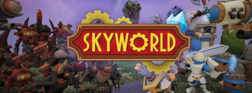 Skyworld – Lost Worlds DLC en Free Weekend nu beschikbaar – Trailer