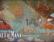 Nieuwe illustraties van HACCAN introduceren de helden van Secret of Mana