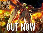 Opstartprocedure geïnitieerd voor Gundam Versus
