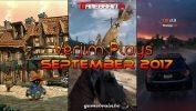 De maand september in beeld – Verjim Plays