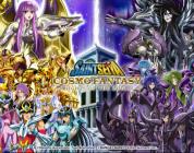 Saint Seiya Cosmo Fantasy daalt neer uit de hemel richting mobiele platforms met actie RPG uit de legendarische anime serie