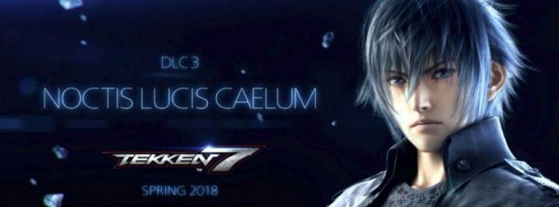 Noctis komt volgend jaar naar Tekken 7 als speelbaar personage – Trailer