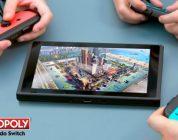 Monopoly voor Nintendo Switch nu verkrijgbaar