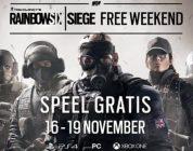 Rainbow Six Siege gratis speelbaar van 16 tot en met 19 november