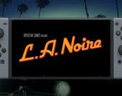 L.A. Noire Nintendo Switch Trailer