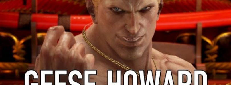 DLC 2 voor Tekken 7 met Geese Howard vanaf morgen beschikbaar – Trailer