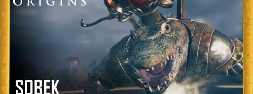 Assassin's Creed Origins: Trials of the Gods – Sobek Trailer
