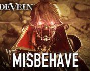 Misbehave trailer onthuld voor Code Vein