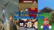 De maand oktober in beeld – Verjim Plays