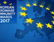 ASUS wint 11 Europese Hardware Community Awards