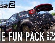 Project CARS 2-uitbreiding – Fun Pack – is nu beschikbaar