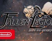 Fallen Legion: Rise to Glory vindt zijn weg naar Switch – Trailer