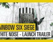 Rainbow Six Siege bereikt mijlpaal van 25 miljoen spelers bij launch van Operation White Noise – Trailer