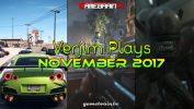 De maand november in beeld – Verjim Plays