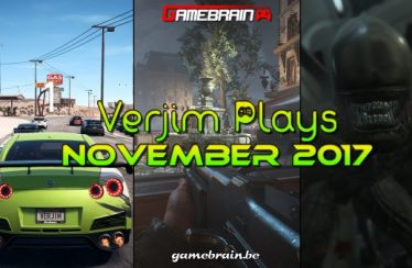 De maand november in beeld – Verjim Plays