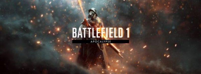 Battlefield 1 Apocalypse nu verkrijgbaar voor Premium Pass-leden – Trailer