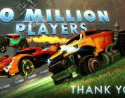 Rocket League bereikt de kaap van 40 miljoen spelers