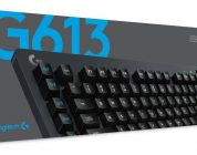 Hardware: Logitech G613