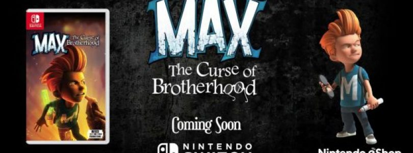 Max: The Curse of Brotherhood komt naar Nintendo Switch – Trailer