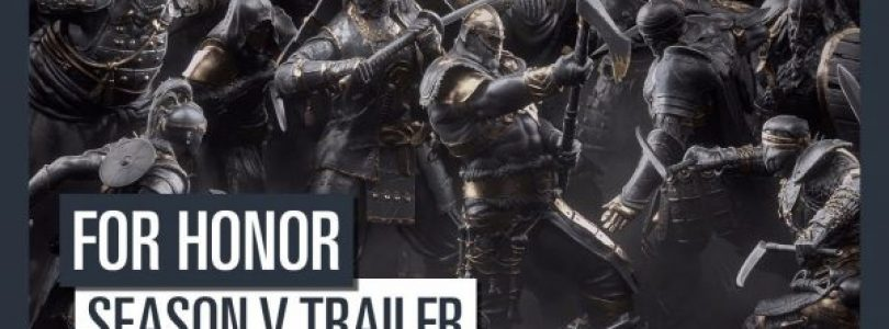 For Honor Season 5: Age of Wolves start 15 februari – Trailer