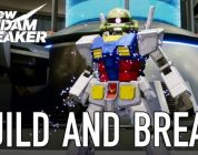 New Gundam Breaker aangekondigd – Trailer