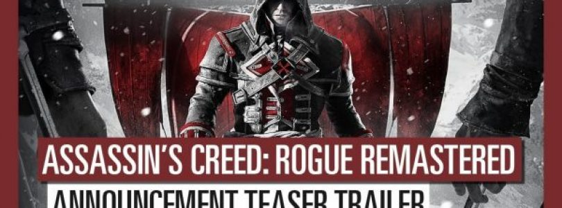 Assassin's Creed Rogue Remastered aangekondigd – trailer