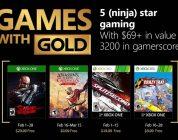 Nieuwe Games with Gold-releases voor februari 2018 onthuld – Trailer