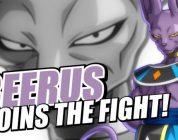 Dragon Ball FighterZ laat Beerus zien in nieuwe trailer