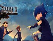 Final Fantasy XV nu verkrijgbaar voor mobiele apparaten