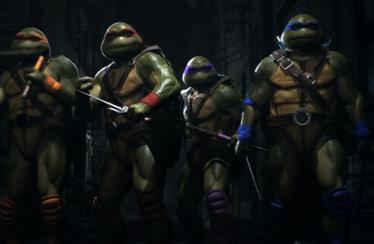 De Teenage Mutant Ninja Turtles komen naar Injustice 2 – Trailer