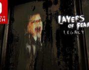 Layers of Fear: Legacy komt naar Nintendo Switch – Trailer