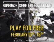 Gratis weekend voor Rainbow Six Siege vanaf 15 februari