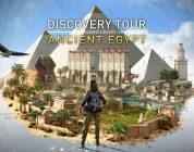 De 'Discovery Tour' in Assassin's Creed verandert het Oude Egypte in een interactief museum