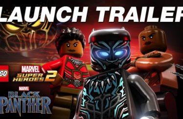 "LEGO Marvel Super Heroes 2 voegt nieuw ""Black Panther"" DLC-pakket toe – Trailer"