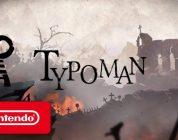 Typoman komt binnenkort naar de Nintendo Switch